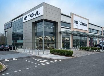 Warwickshire Park Shopping Centre