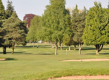 Coventry Hearsall Golf Club