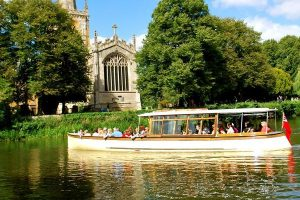 Boating in Coventry