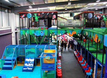 Bermuda Adventure Soft Play in Coventry