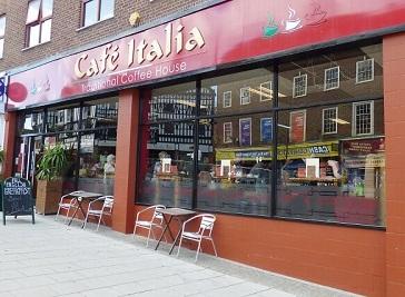 Cafe Italia Coventry