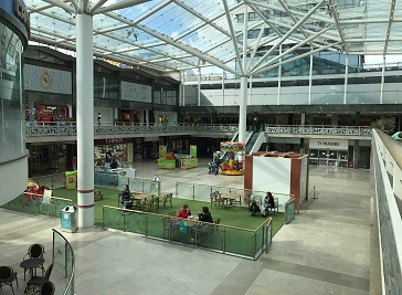 Lower Precinct Shopping Centre