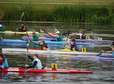 Royal Leamington Spa Canoe Club in Coventry