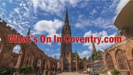 What's On In Coventry Calendar of Events